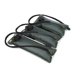 Tactical Military 3L Hydration Water Bladder Pack Non-toxic Pouch Hiking Drinking Bag With Aqueduct Switch#270586