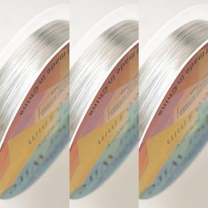 alambre especial Mantenimiento Color para el bobinado de accesorios de alambre de cobre no desvanecimiento y no de oxidación accesorios para el cabello corona color preservar coppe