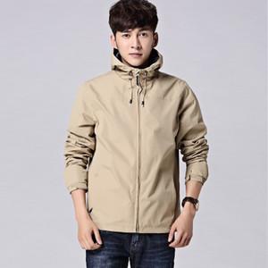 2020 New Mens Jackets Outdoor Windbreaker Sport Style Jackets Mens Thin Fashion Waterproof Mountaineering Suit Mens Casual Coat