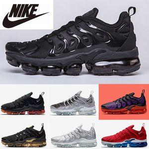 Comparer avec des articles similaires 2020 nouveaux bons designers Chaussures de course hommes classiques tn Sneaker Noir Blanc Taille 40-45