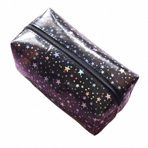Women PVC Small Makeup Bags NEW Creative Travel Transparent Cosmetic Bag Wash Pouch Beauty Storage Case Toiletry Bag uO3T#