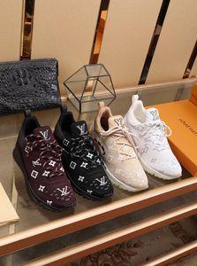 LV LOUIS VUITTON síncrona mens libertação designer de Loui formadores calçados casuais Sports desajeitado sneakers sapatos casuais trilhaLVLOUISVUITTONHX10