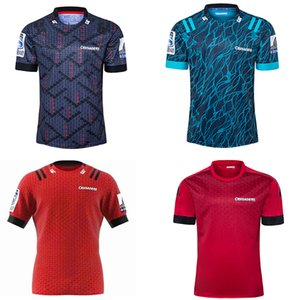 2021 Crusaders Super Rugby Jersey Nouvelle-Zélande Super Chiefs Blues Hurricanes Highlanders 2020 Rugby Jerseys Shirts Sizs: S-5XL
