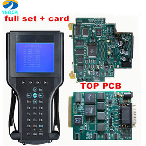 Best A+ Tech2 diagnosis For GM Tech 2 Scanner For Saab Tech II For Opel add Card (For GM SAAB OPEL SUZUKI Holden ISUZU )TIS2000