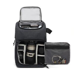 Wasserdichte Kamera-Foto-Kameras Rucksack für Canon Nikon Sony Xiaomi Laptop DSLR tragbare Reise Stativ Objektivköcher Video-Tasche