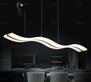 TOP modern pendant lights for dinning room livingroom restaurant kitchen lights AC85-260V luminaire lamparas pendant lamps L98CM