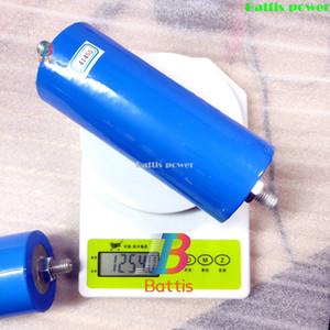 6pcs LTO 66160 2.4V 40Ah Lithium-Titanat-Batterie-Zellen-2.3V 10C 400A für Diy-Pack 12v 14.4v Leistung lange Lebensdauer auf Lager
