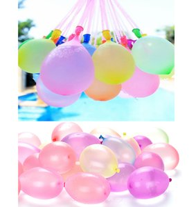 Verão grupo colorido dos balões Water Magic-Filled jogo Balão do partido das crianças Beach Garden In The Bombs aquático para crianças de água Jogos Toys03