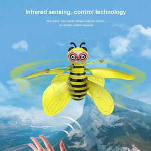 Мини-Би Drone UFO дистанционного управления игрушкой RC животные Самолет игрушка Дети Dropship RC вертолет флай игрушки для рождения подарков