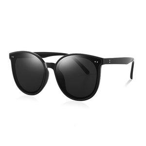 Las piernas de FELIZ diseño de los hombres polarizados gafas de sol cuadradas Moda Hombre Gafas de Aviación de aluminio 100% de protección UV S'8250 # 987