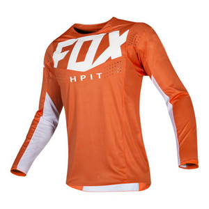 2020 Motocross jersey MTB downhill jeresy fxr mountain bike DH maillot ciclismo hombre rápida jersey seque jersey hpit fox