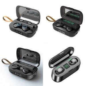 Nuovo Hbs800 economico Auricolare Stereo Bluetooth 4.0 large collare della camicia Wireless Headset SamsungiPhone No Mark dettaglio Boxfree Shipping # 237