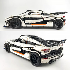 ABD Stokta 23002 3021 adet Yaratıcı Fikirler Teknik Serisi Yarış Araba Seti Yapı Taşı Tuğla Çocuk Oyuncakları Noel Hediyeleri MOC-4789