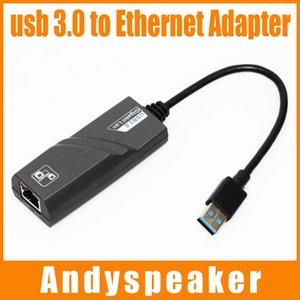 VK-RTL8153 usb 3.0 Dizüstü 10pcs Ethernet LAN RJ45 Ağ Kablosu kart Adaptörü 28cm 10 Mbps veya 100 Mbps ağ için MAC için Win7 Fast / yukarı
