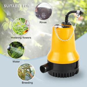 Submersible Wasserpumpe Clean Clear Schmutzige Pool Pond Flood-Werkzeug-Gerät Grün
