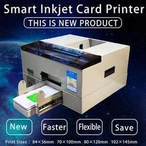 Smart PVC Id Card Printer CD DVD stampatrice a getto d'inchiostro
