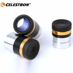 """셀레스 트론 비구면 접안 렌즈 망원경 HD 광각 62 학위 렌즈 (4) / 10 / 23mm는 완전 1.25 """"천문학 망원경 31.7mm에 대한 코팅"""
