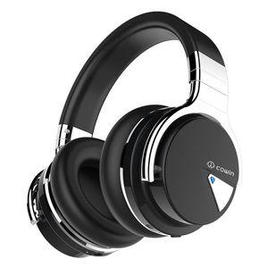 كوين E7 [ترقية] الضوضاء نشطة الغاء سماعات بلوتوث سماعات لاسلكية سماعة الأذن وعلى مدى 30 ساعة اللعب مع هيئة التصنيع العسكري