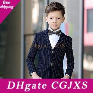 أزرار الأزياء حقق طية صدر السترة اثنين من ملابس الأولاد ثلاثة إلى خمس قطع بنين بذلات رسمية جاهزة بنين الشعبية البدلات الرسمية لحفل الزفاف