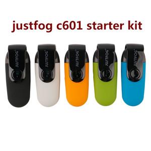 Original JustFog C601 Starter Kits 650mAh Battrey Portable Vape Pod POD 1.7ml Cartucho Vagens 100% Autêntica DHL