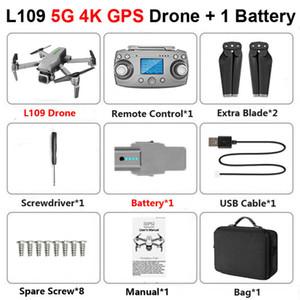 L109 4K HD elektrisch verstellbar Kamera 5G WIFI FPV Drone, GPS Optical Flow-Position, 1000 M RC Entfernung, Brushless Motor, Smart-Folgen, 3-2