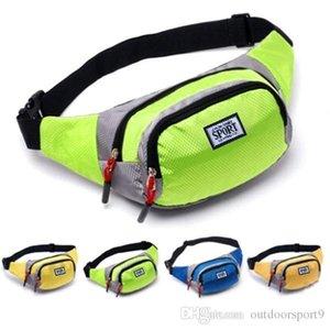 Sacs multifonctions taille imperméable à l'eau de plein air masculte femme Camping cyclisme Bagportable Bagportable Camping Handbag Sports WMHNK