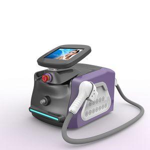 Новые технологии Портативного 808 755 1064 лазерного диод Professional всех цветов кожи удаления волос безболезненной красота устройство.