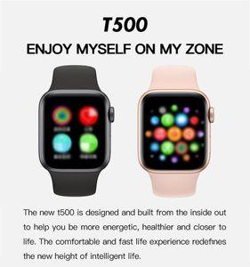 44mm SmartWatch IWO13 T500 Serie 5 Llamada Bluetooth tensión inteligentes reloj monitor de ritmo cardíaco de sangre para IOS Android PK IWO 12 IWO 8