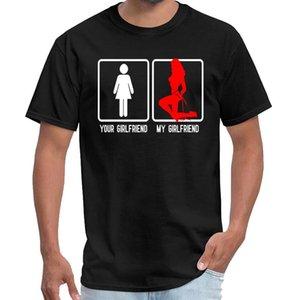 GIRLFRIEND graphique BDSM Soumise Sub Slave Bondage cadeau tom de Valhalla finlande t-shirt masculin féminin t-shirt s-5XL hiphop