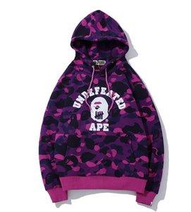 Mens women Sportwear Coat Jogger Tracksuit Pullover Fleece Sweatshirt Crewneck Drake Black Hip Hop stusay Hoodie Men Shark mouth