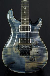 настраиваемое качество электрической гитары, DOUBLE LOCKING TREMOLO, BL PS