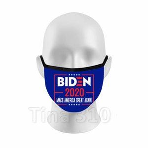 T2i51355 Maske Trump Seçim 2020 Amerika Büyük Yine toz geçirmez Yıkanabilir Nefes Yetişkin Biden Designer 9style tutun