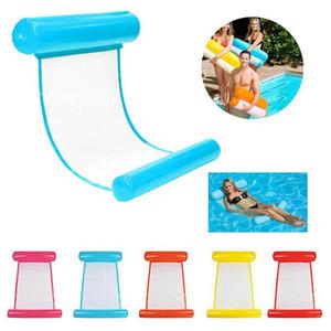 Wasser Hammock Einzel Menschen erhöhen Aufblasbare Luftmatratze Strand Schwebeliege im Freien faltbare Schlafen Stuhl neues Bett