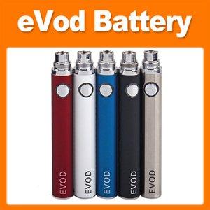 MT3 Atomizer eVod E Sigara için eVod Pil yeterli Kapasite Suit 650/900 / 1100mAh Çeşitli Renk Mini PROTANK
