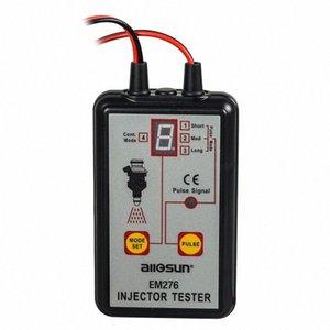 Professionista caldo EM276 Injector Tester 4 Pluse Modi potente Fuel System Scan Tool EM276 6UL2 #