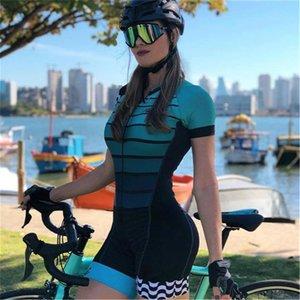 FRENESI الدراجات كولومبيا skinsuit إمرأة قصيرة الأكمام ارتداء بذلة دراجة دراجة مجموعة roadbike المواضيع المتميزة الملابس تذهب الموالية bicicleta عدة