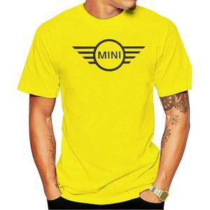 di TSDFC donna adulta Mini Cooper Relaxed V-Neck T-shirt a manica corta camicia Tee Top Unisex Uomo Donna T Athletic