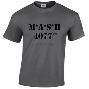 Mash 4077th Hommes T-shirt Programme TV Montrez-nous Retro Marines Medics Fancy Dress