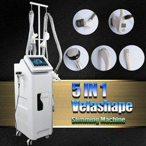 Perda de ultra-som cavitação Velashape Slimming Machines sónico da cavitação Velashape emagrecimento máquina Salon de Peso Equipme HguU #
