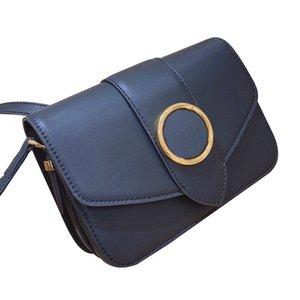 New Crossbody Bag Purse Small Bag Women Shoulder Messenger Bags Retro Oil Leather Elegant Fashion High Quality Bags Square Bag Black Type6