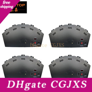 4xlot grosso extravagante GLP Chama Máquina 5 Cabeças GLP Chama projector Altura 1 -3 Medidor de 110V / 220V DMX 512 para a fase Efeito Tp -T15