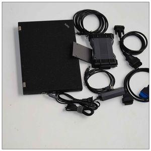 MB Estrela C6 Ferramenta de diagnóstico VCI DIIC HDD SSD Laptop T410 I5 I7 Ram 4G Cabos Full Set pronto para uso