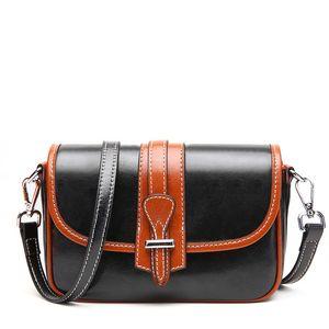 2020 new genuine leather Shoulder Bags Cowhide leather pocket Top quality purse Designer Handbags portable genuine leather Bag crossbody bag