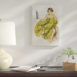 Modular Hd Naked Beautiful Lady Modell Drucke Bilder Gemälde Hauptdekor-Leinwand-Wand-Grafik für Wohnzimmer No Frame