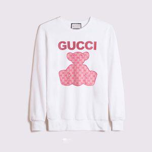 2020 Mens конструктора Толстовка 8 цветов Вышитого Толстовка с капюшоном Повседневных Мужчин Женщины Пуловер Пара Outfit Street свитер Hip Hop Style