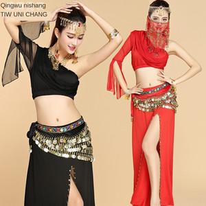 2020 nova performance prática barriga barriga terno Habitual habitual dança terno espetáculo de dança indiana NUamI