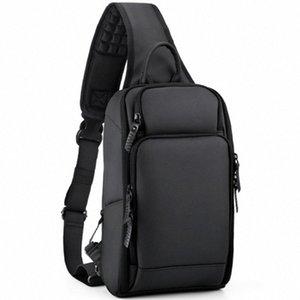 Multifunction Mens Shoulder Bag Anti Theft Crossbody Bags For Men USB Port Shoulder Messenger Bag GV9r#