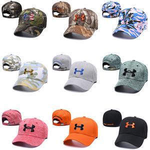 Бейсболки 100 конструкций Спортивных шапок для мужчин и женщин хлопок 3A качества Шляпы Рождественского подарка