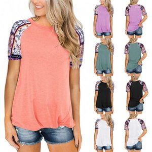 Designer Loose Casual T Shirt Fashion Short Sleeve Print Tees Crew Neck Famale Top Womens Summer