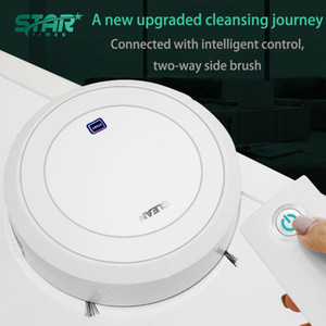 Robot Vacuum Cleaner Powerful Suction for pet hair and hard floor Robot vacuum cleaner Sweep & Wet Mop cleaning